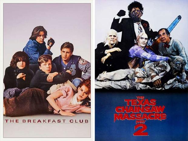 """Những pha """"mượn ý tưởng cực khét của designer khiến poster 2 bộ phim vốn không liên quan lại giống nhau đến kỳ lạ - Ảnh 18."""