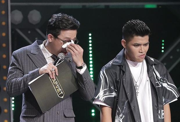 Trấn Thành và những lần gây tranh cãi ở Rap Việt: Thành Cry, thiên vị thí sinh, phát ngôn về nữ quyền khiến Suboi phản bác - Ảnh 3.