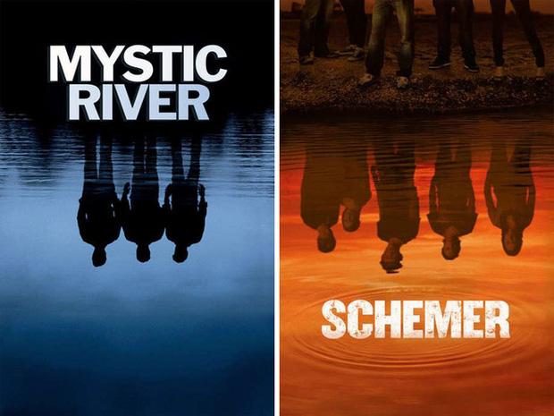 """Những pha """"mượn ý tưởng cực khét của designer khiến poster 2 bộ phim vốn không liên quan lại giống nhau đến kỳ lạ - Ảnh 21."""