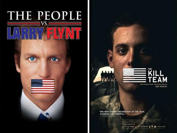 """Những pha """"mượn ý tưởng cực khét của designer khiến poster 2 bộ phim vốn không liên quan lại giống nhau đến kỳ lạ - Ảnh 27."""