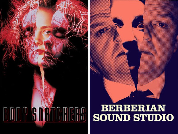 """Những pha """"mượn ý tưởng cực khét của designer khiến poster 2 bộ phim vốn không liên quan lại giống nhau đến kỳ lạ - Ảnh 28."""