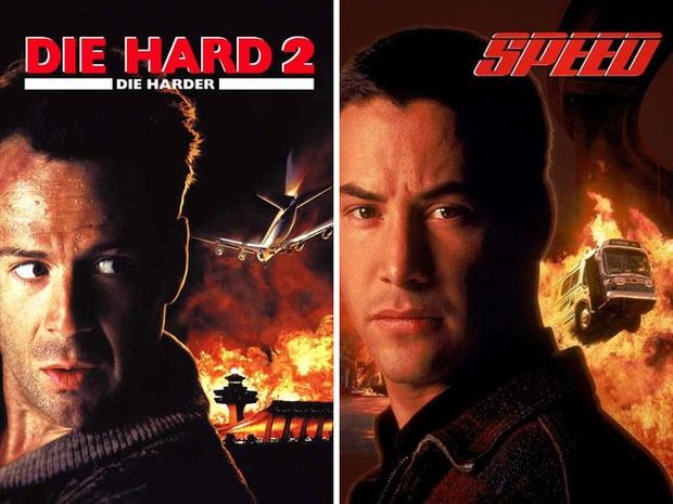 """Những pha """"mượn ý tưởng cực khét của designer khiến poster 2 bộ phim vốn không liên quan lại giống nhau đến kỳ lạ - Ảnh 4."""
