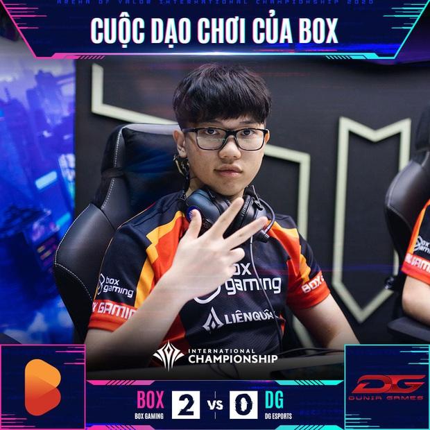 Đánh bại DG Esports, BOX Gaming có chiến thắng đầu tay tại AIC 2020 - Ảnh 4.