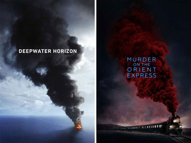 """Những pha """"mượn ý tưởng cực khét của designer khiến poster 2 bộ phim vốn không liên quan lại giống nhau đến kỳ lạ - Ảnh 31."""