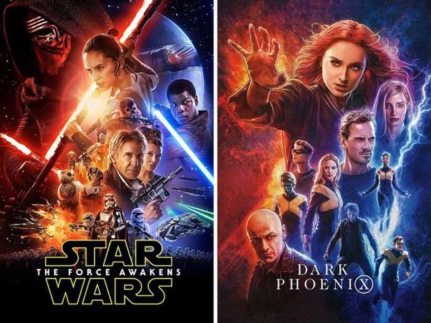 """Những pha """"mượn ý tưởng cực khét của designer khiến poster 2 bộ phim vốn không liên quan lại giống nhau đến kỳ lạ - Ảnh 8."""