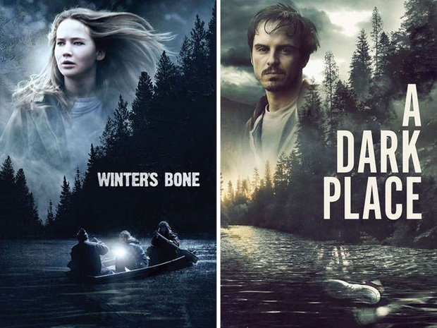 """Những pha """"mượn ý tưởng cực khét của designer khiến poster 2 bộ phim vốn không liên quan lại giống nhau đến kỳ lạ - Ảnh 10."""