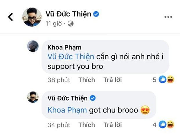 Thành công lớn của Rap Việt sau khi kết thúc hành trình: Tình bạn bắt đầu, hiềm khích được hoá giải! - Ảnh 8.