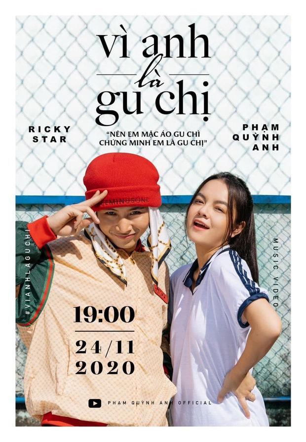 Phạm Quỳnh Anh rủ rê Ricky Star chơi chữ em mặc Gucci chứng minh em là gu chị, Hiền Hồ tiếp tục hát ballad xé tim khán giả - Ảnh 2.