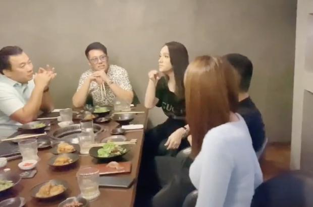 Matt Liu liên tục kề bên Hương Giang mọi lúc, lần này là đi ăn chung với hội Ngọc Trinh - Vũ Khắc Tiệp - Ảnh 3.