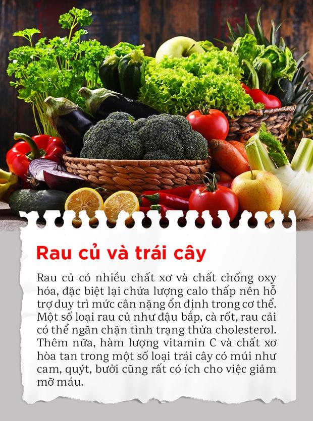 5 loại thực phẩm giúp ngăn chặn tình trạng thừa cholesterol trong cơ thể - Ảnh 4.