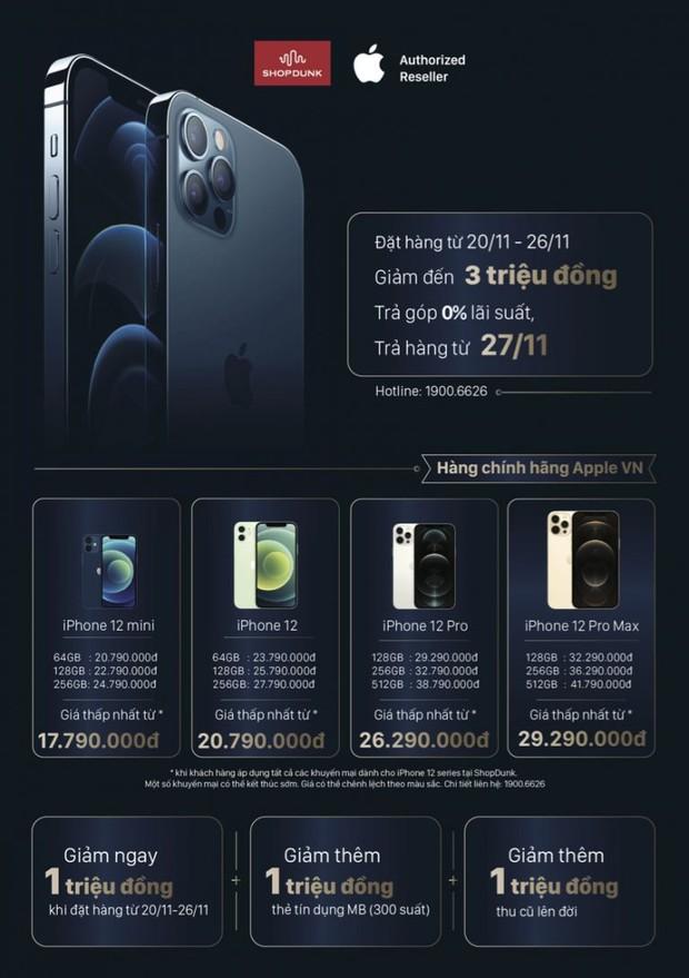 Năm nay, mua iPhone 12 chính hãng ở đâu để có giá rẻ nhất? - Ảnh 10.