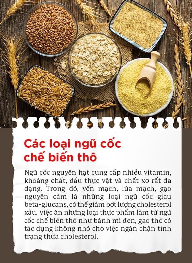 5 loại thực phẩm giúp ngăn chặn tình trạng thừa cholesterol trong cơ thể - Ảnh 6.