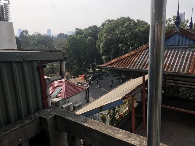 Chi 250 triệu, cô nàng biến tầng thượng thành penthouse giữa lòng Hà Nội, sáng tạo nhất là bể cá Koi - Ảnh 9.