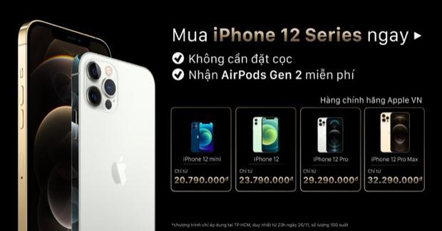 Năm nay, mua iPhone 12 chính hãng ở đâu để có giá rẻ nhất? - Ảnh 11.