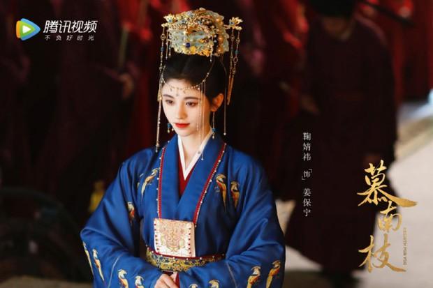 Như Ý Phương Phi chưa hết, Cúc Tịnh Y đã bị anh đẹp khác bế đi cưới gấp ở hậu trường phim mới - Ảnh 7.