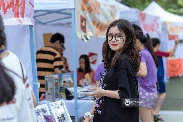 Lần đầu tiên Hà Nội xuất hiện hội chợ sở thích cho giới trẻ, đi tay không nhưng ai cũng có quà đem về - Ảnh 4.