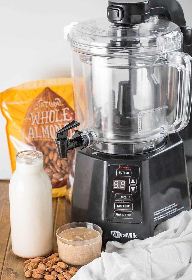 Hà Tăng toàn nhờ cậy chiếc máy 12 triệu này để làm sữa hạt giữ dáng, đẹp da - Ảnh 4.
