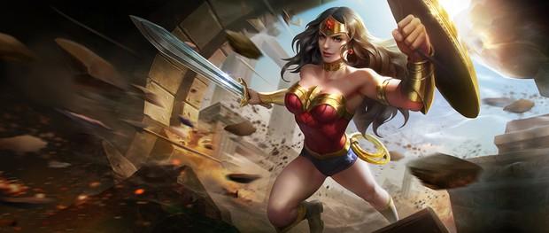 Liên Quân Mobile cập nhật phiên bản mới: Violet và Qi được tăng sức mạnh khủng, tướng meta Yorn và Wonder Woman bị nerf thảm - Ảnh 6.