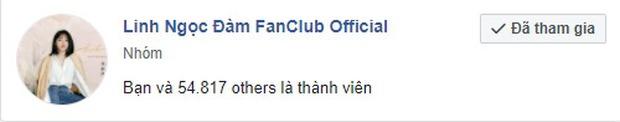 Bị fan cứng cà khịa quá nhiều, Linh Ngọc Đàm giận dỗi đòi đóng group hơn 50 nghìn thành viên - Ảnh 1.