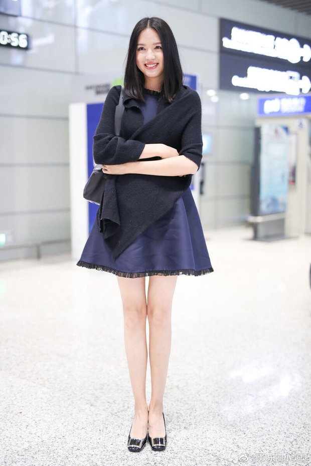 Tiểu công chúa 4 tuổi nhà Hoa hậu Thế giới Trương Tử Lâm gây sốt với chiều cao vượt trội, hứa hẹn trở thành mỹ nhân tương lai - Ảnh 9.