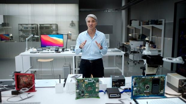 Chip M1 của Apple: Lần đặt cược cuối cùng của Steve Jobs - Ảnh 4.