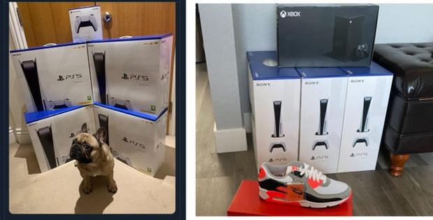 Chân dung một nhóm đầu cơ PS5: Thu mua gần 3.500 console để bán lại trên eBay - Ảnh 3.