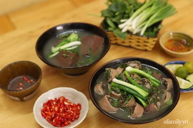 4 hàng cháo lòng ngon nức tiếng Hà Nội nhưng chưa chắc chị em đã biết, đến ăn ngay cho ấm bụng ngày đông rét đi nào! - Ảnh 8.