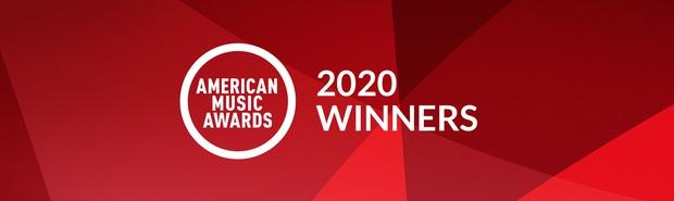 Kết quả lễ trao giải AMAs 2020: BTS thắng giải quá quen, Taylor Swift đạt giải lớn nhưng vẫn thụt lùi, Ariana Grande lại trắng tay - Ảnh 1.
