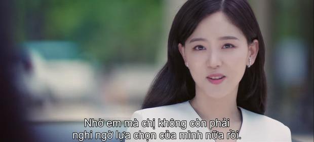 Chẳng phải hai nam thần, chị gái đành hanh Kang Han Na mới là người âm thầm quan tâm Suzy ở Start Up - Ảnh 7.