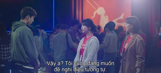 Chẳng phải hai nam thần, chị gái đành hanh Kang Han Na mới là người âm thầm quan tâm Suzy ở Start Up - Ảnh 8.