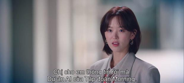 Chẳng phải hai nam thần, chị gái đành hanh Kang Han Na mới là người âm thầm quan tâm Suzy ở Start Up - Ảnh 12.