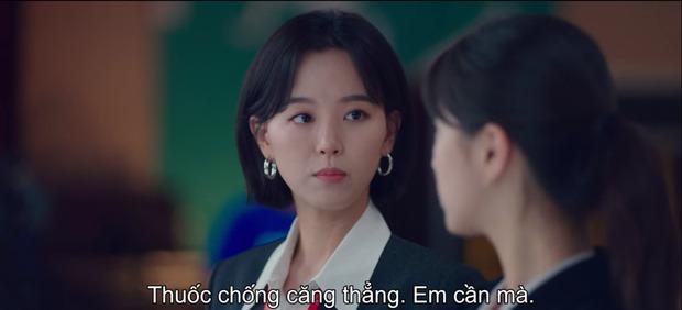 Chẳng phải hai nam thần, chị gái đành hanh Kang Han Na mới là người âm thầm quan tâm Suzy ở Start Up - Ảnh 16.