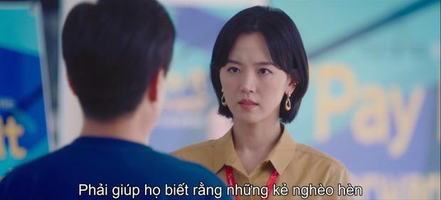 Chẳng phải hai nam thần, chị gái đành hanh Kang Han Na mới là người âm thầm quan tâm Suzy ở Start Up - Ảnh 21.