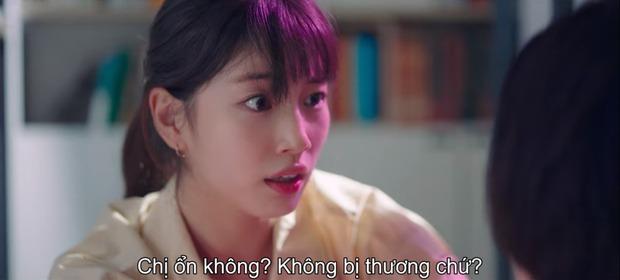 Chẳng phải hai nam thần, chị gái đành hanh Kang Han Na mới là người âm thầm quan tâm Suzy ở Start Up - Ảnh 23.