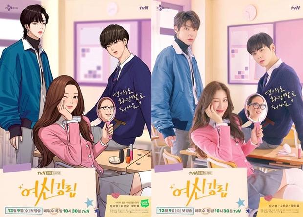 6 phim Hàn chuyển thể từ webtoon hay nức nở: Tầng Lớp Itaewon, True Beauty làm cả châu Á chia phe chính - phụ - Ảnh 23.