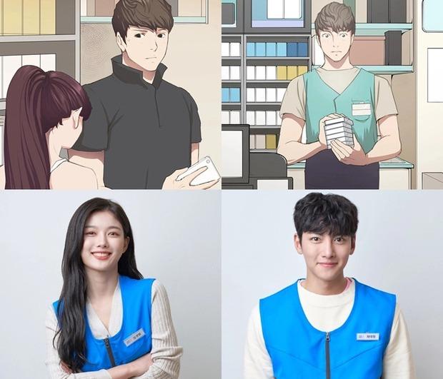 6 phim Hàn chuyển thể từ webtoon hay nức nở: Tầng Lớp Itaewon, True Beauty làm cả châu Á chia phe chính - phụ - Ảnh 16.
