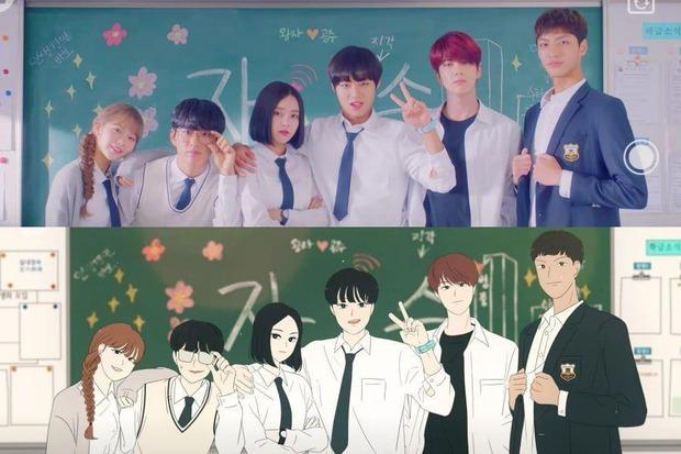 6 phim Hàn chuyển thể từ webtoon hay nức nở: Tầng Lớp Itaewon, True Beauty làm cả châu Á chia phe chính - phụ - Ảnh 20.