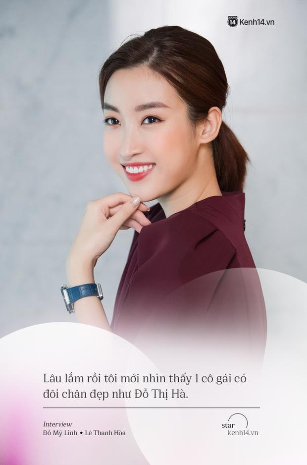 Giám khảo Đỗ Mỹ Linh, Lê Thanh Hòa hé lộ con người thật của HHVN 2020 Đỗ Thị Hà, quan điểm về loạt tranh cãi trên MXH - Ảnh 5.