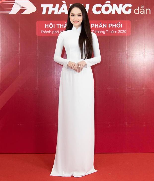 Hương Giang lần đầu dự sự kiện sau drama với antifan, để lộ thần sắc khác 180 độ so với Ngọc Trinh - Huyền Lizzie - Ảnh 3.