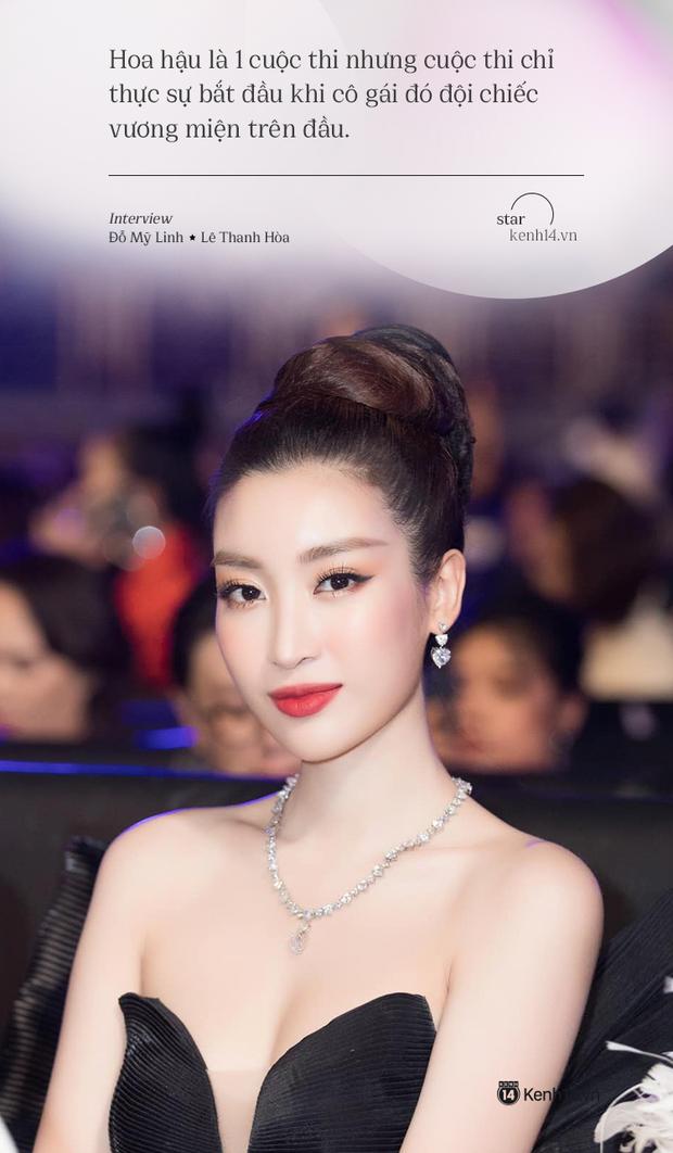 Giám khảo Đỗ Mỹ Linh, Lê Thanh Hòa hé lộ con người thật của HHVN 2020 Đỗ Thị Hà, quan điểm về loạt tranh cãi trên MXH - Ảnh 6.