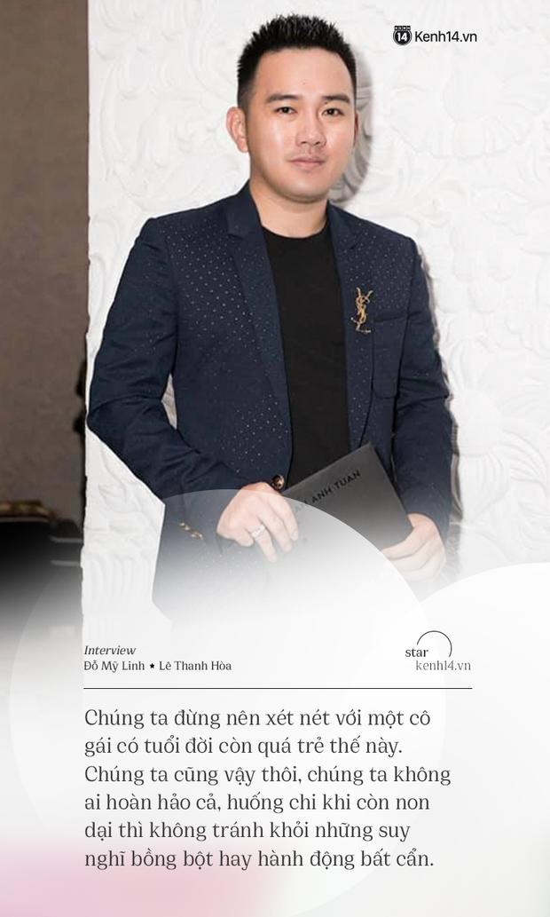 Giám khảo Đỗ Mỹ Linh, Lê Thanh Hòa hé lộ con người thật của HHVN 2020 Đỗ Thị Hà, quan điểm về loạt tranh cãi trên MXH - Ảnh 9.