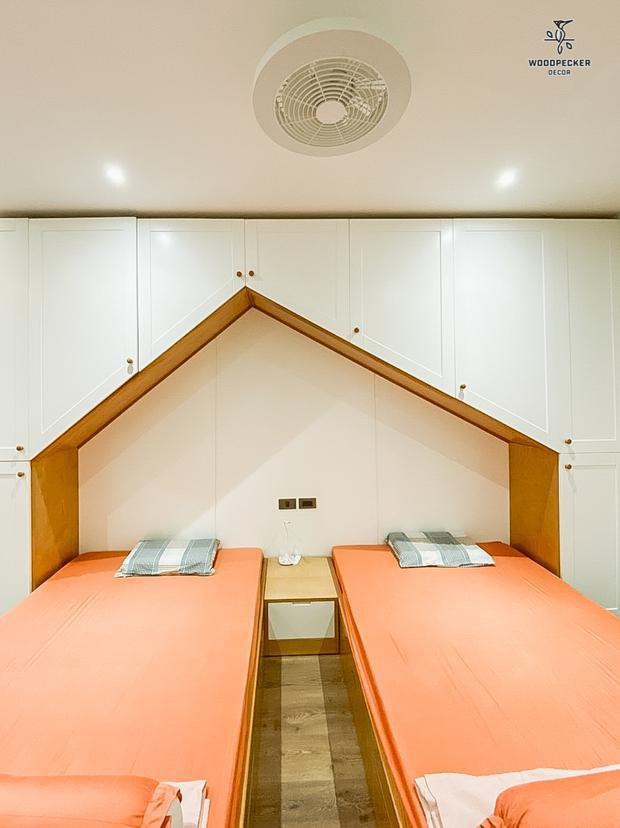 Nhờ đến 2 đội thiết kế, cặp vợ chồng có được ngôi nhà cưng như con, ngắm khu vực bếp mới hiểu vì sao - Ảnh 8.