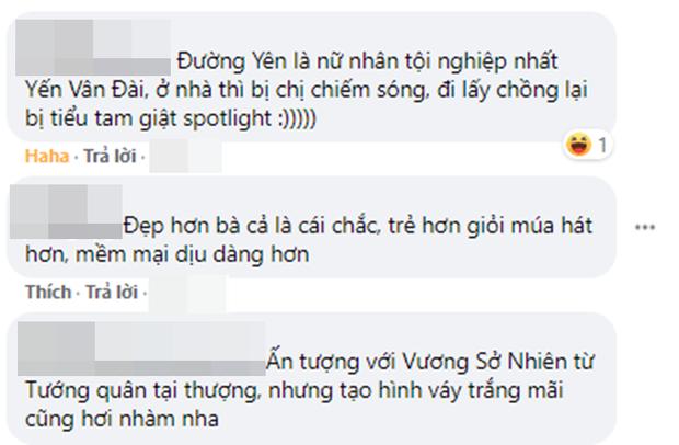Hết Xa Thi Mạn, Đường Yên tiếp tục bị tiểu tam giật hết spotlight ở Yến Vân Đài - Ảnh 8.