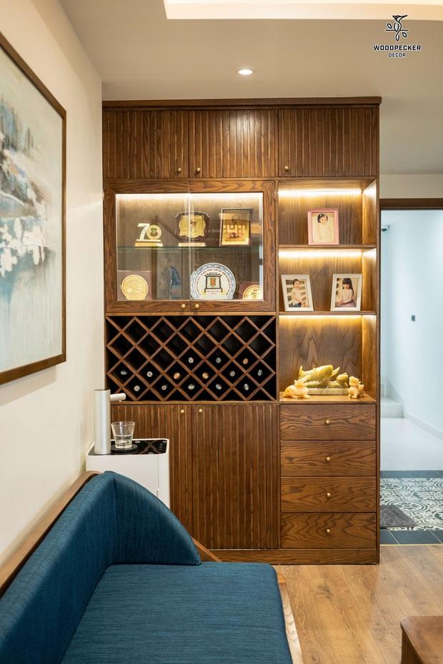 Nhờ đến 2 đội thiết kế, cặp vợ chồng có được ngôi nhà cưng như con, ngắm khu vực bếp mới hiểu vì sao - Ảnh 2.
