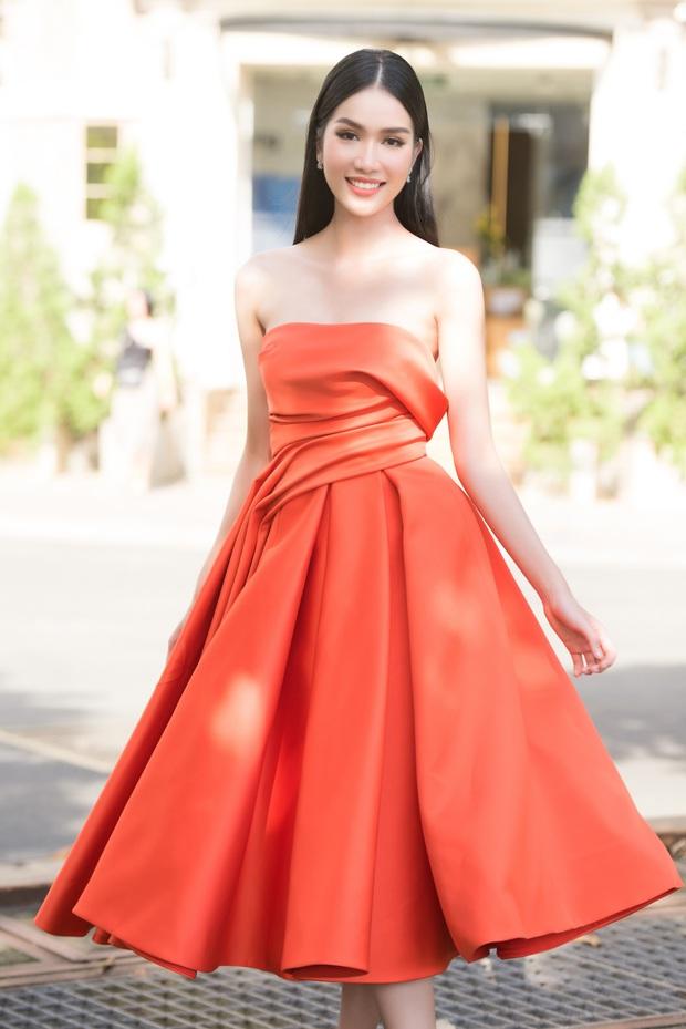 HOT: Á hậu 1 Phương Anh vừa đăng quang đã dẫn đầu BXH của fan sắc đẹp quốc tế, Giám đốc truyền thông Miss International khen tới tấp! - Ảnh 6.