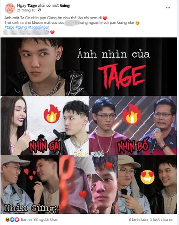 Netizen thích thú phát hiện ra cậu Gừng Rap Việt ấn thích trang phim đam mỹ - Ảnh 7.