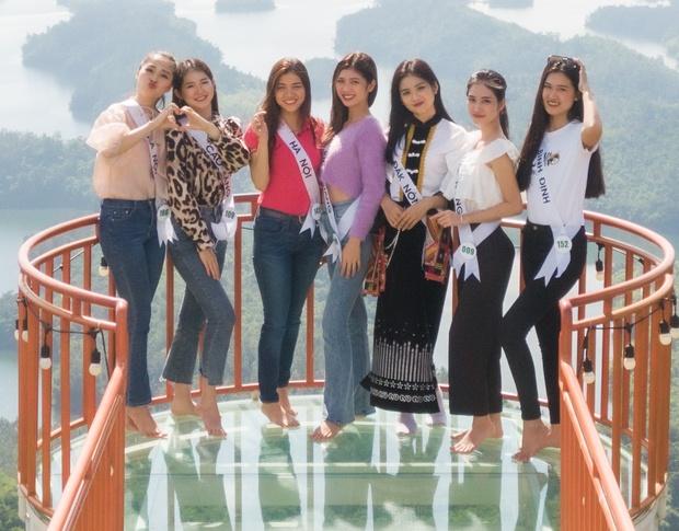 Công bố Top 32 Hoa khôi Du lịch Việt Nam 2020: Loạt thí sinh lộ khuyết điểm body, người kế nhiệm Khánh Ngân dần xuất hiện! - Ảnh 4.