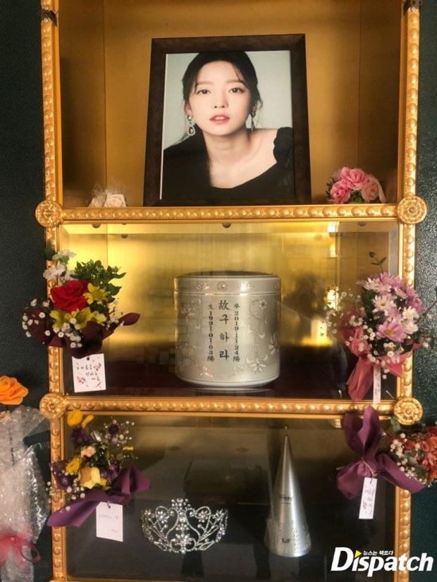 Tưởng niệm 1 năm Goo Hara qua đời: Đạo luật mới mang tên cô được thông qua, fan vẫn tiếc thương và nhớ về đóa hoa bé nhỏ - Ảnh 6.