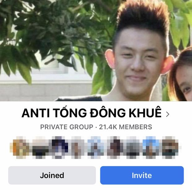 Hiệu ứng domino antifan: Hết Hương Giang - Matt Liu, anh bạn thân Tống Đông Khuê cũng đang hứng làn sóng anti khủng - Ảnh 8.
