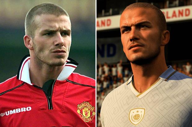 Có mặt trong cả FIFA 21 và FIFA Online 4, David Beckham nhận lương còn khủng hơn cả khi thi đấu cho Manchester United - Ảnh 2.